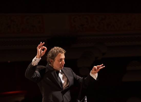February 16, the works of Rubinstein and Mahler sounded the first time in Astrakhan