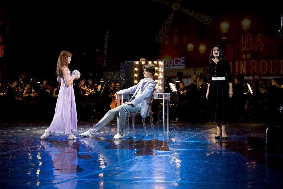 New Year at the Astrakhan theatre of Opera and Ballet is proceeded!