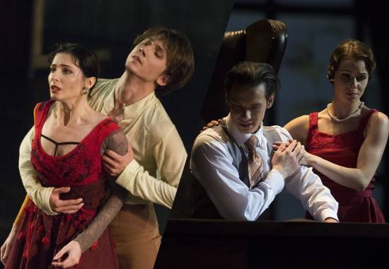 "Evening of ballets ""Carmen Suite"", ""The Godfather"""