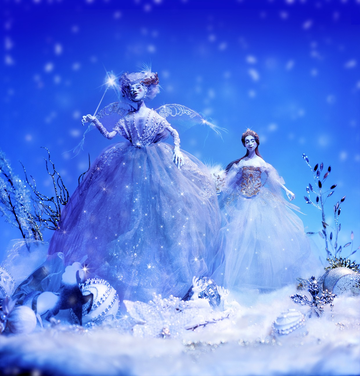 On the Big stage of the Astrakhan theatre of Opera and Ballet New Year's holidays is proceed!