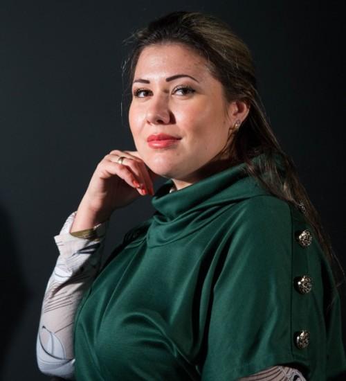 Olga Voinova (Bogush)