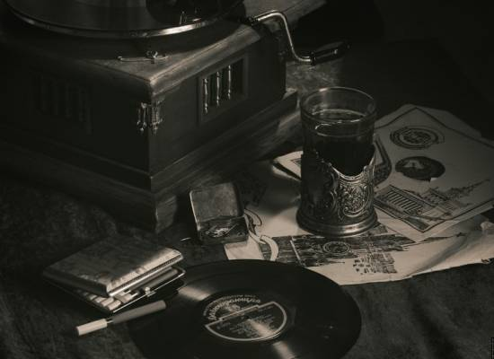 """On February 5, at the Small hall of the theatre will sound """"Old gramophone"""""""