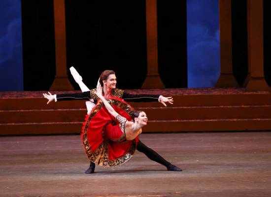 Bolshoi Theater stars will perform in Astrakhan for the first time
