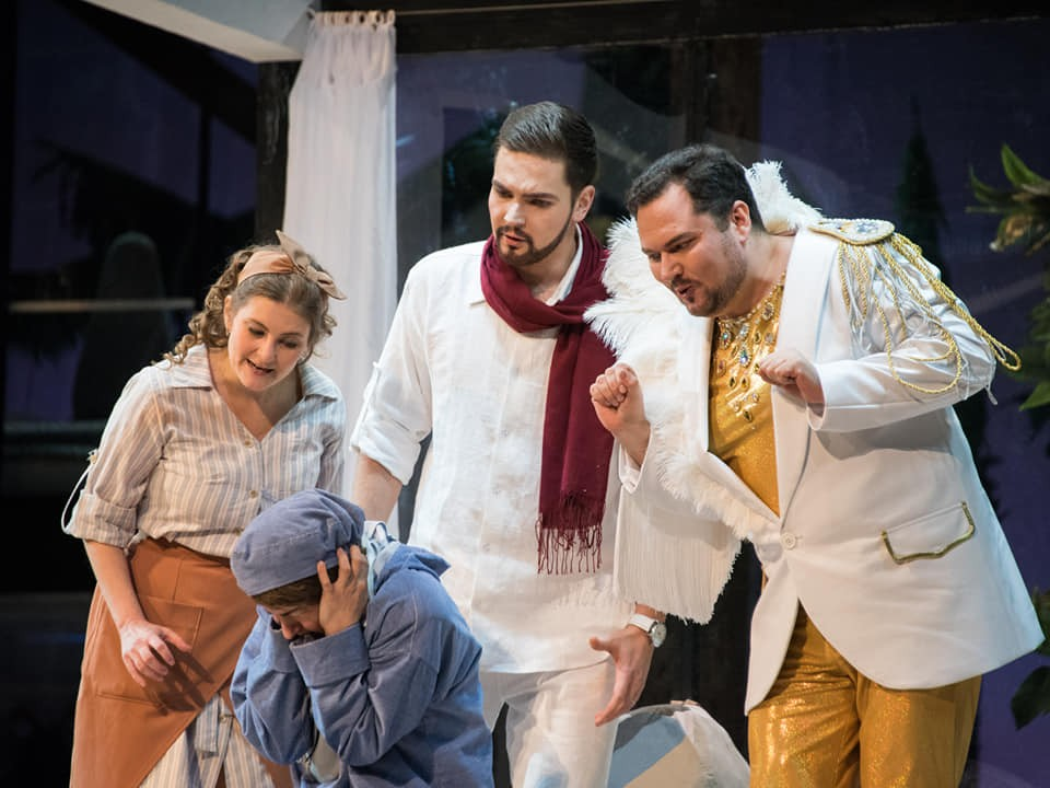 Congratulations on the long-awaited premiere of The Marriage of Figaro