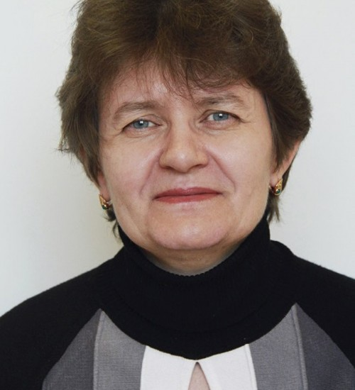 Krugovova Valentina Dmitrievna