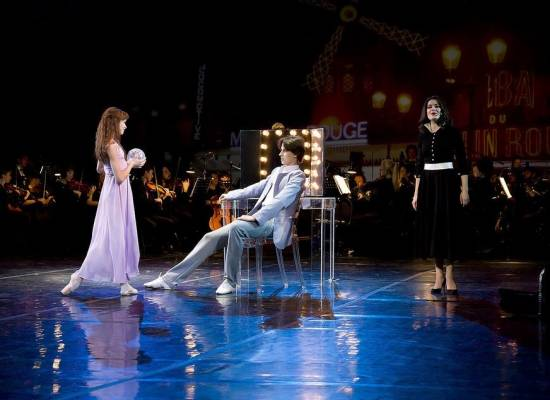 Today at the Astrakhan state theatre of Opera and Ballet New Year's representations come to the end.