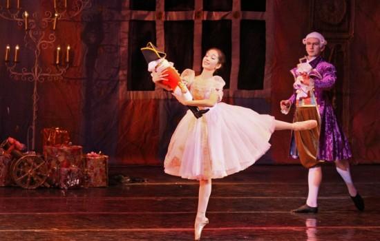 Ballet troupe