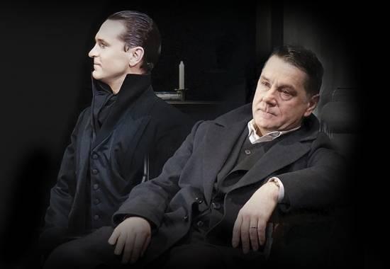 """Performance """"Eugene Onegin"""". Vakhtangov theatre"""