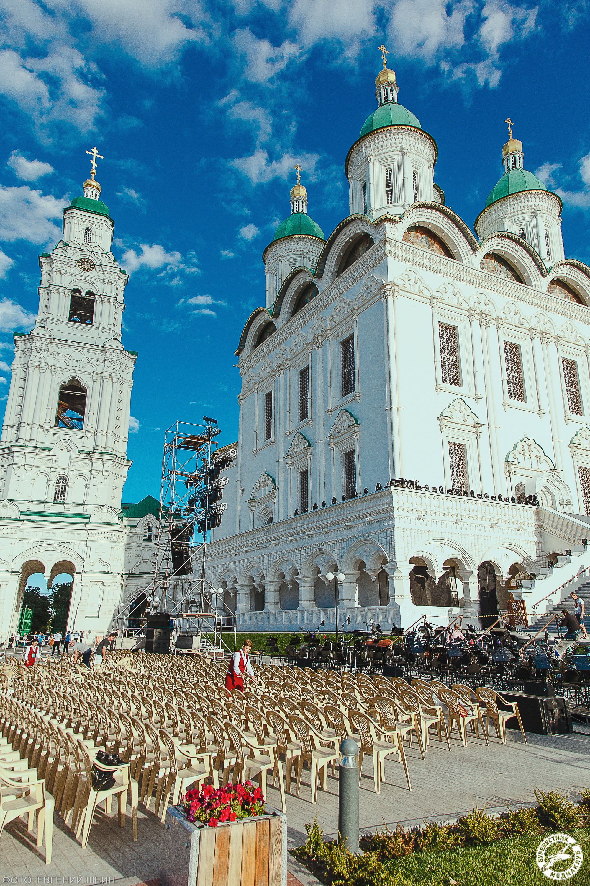 Astrakhan will face an unforgettable event in the upcoming 24th theater season –  a large-scale production in the Kremlin