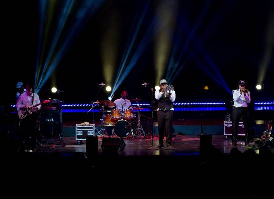 "Third ""Delta-Jazz"" International Festival Completed"