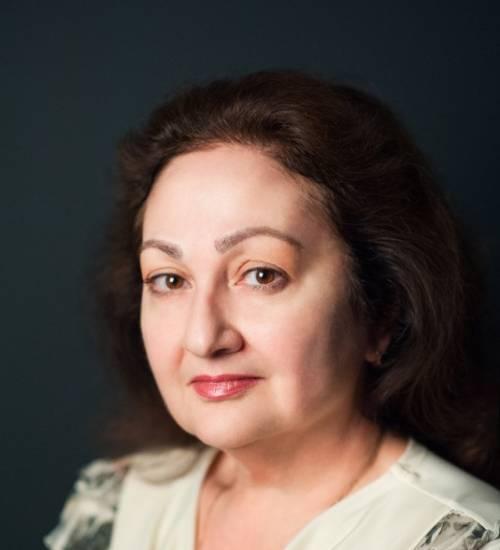 Popandopulo Marina Mikhailovna